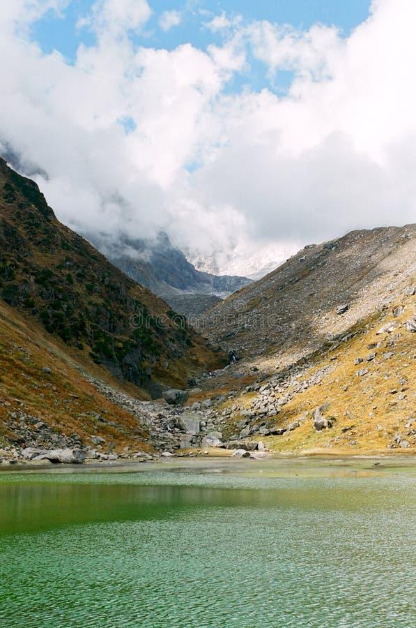 gandhi sarovar印度的湖 免版税图库摄影