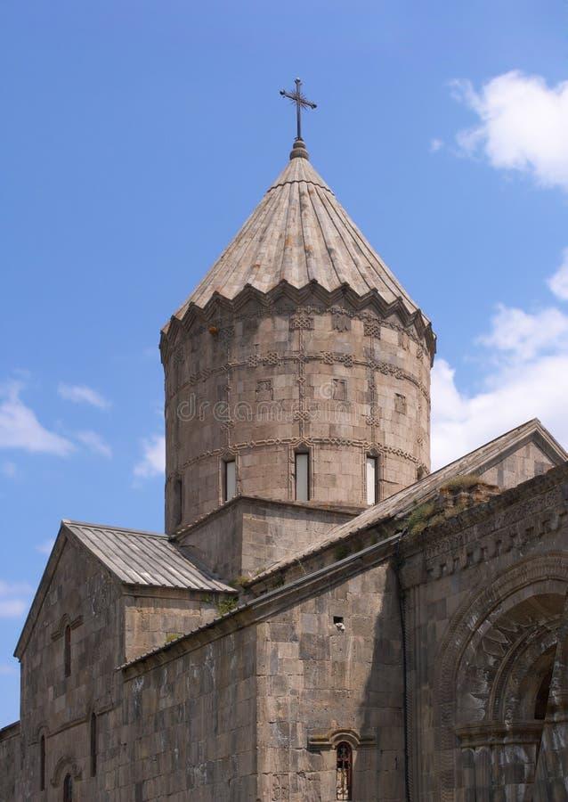 gandzasar πύργος στοκ εικόνα