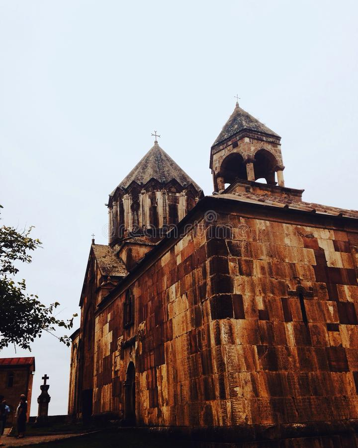 Gandzasar monastry dans Karabakh photo libre de droits