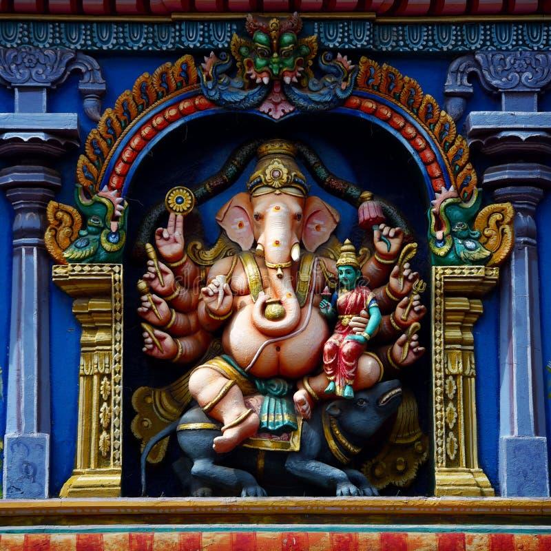 Ganesh immagine stock libera da diritti