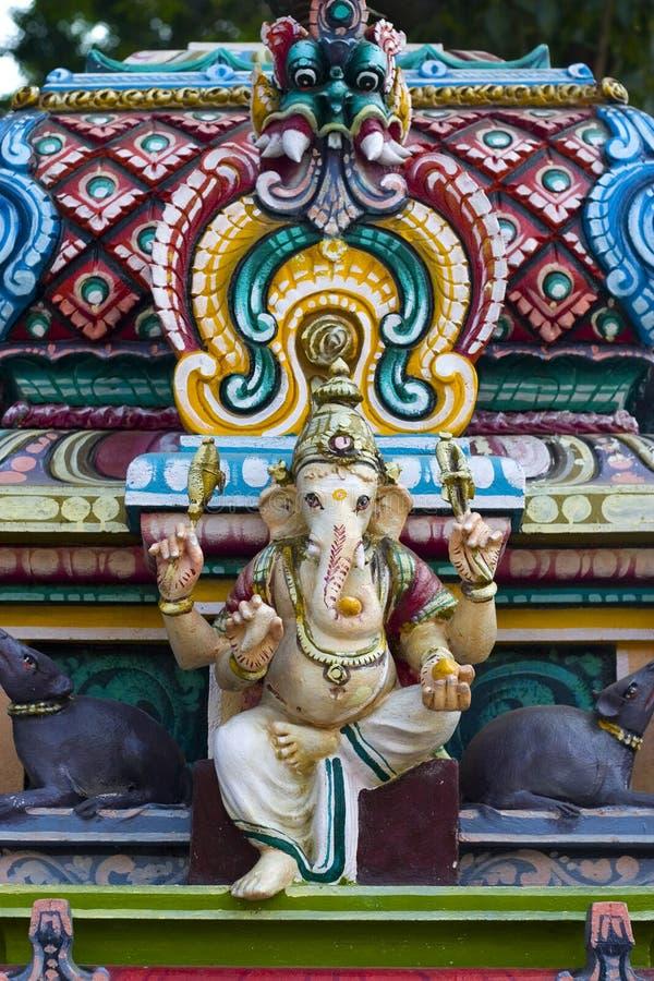 Ganesh royalty-vrije stock foto