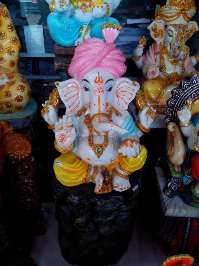 Ganesh стоковая фотография rf