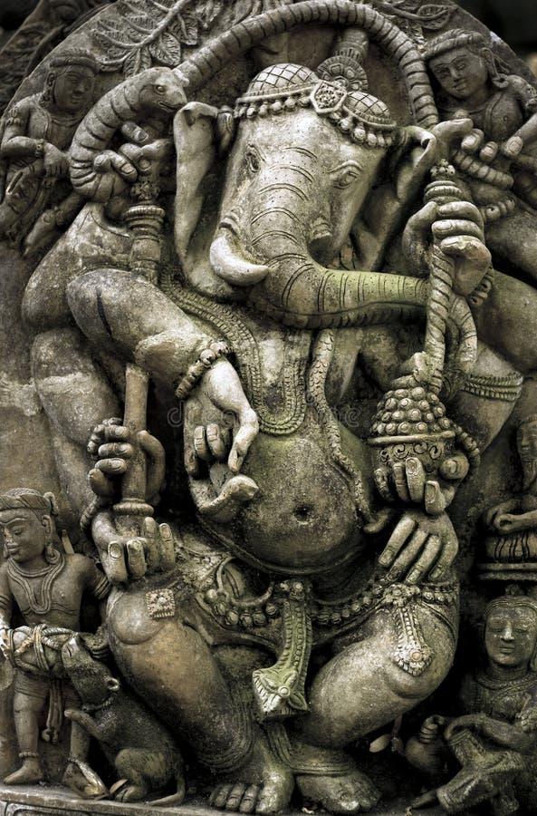 Ganesh, photographie stock