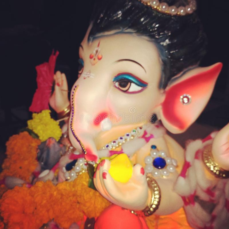 Ganesh fotografía de archivo libre de regalías