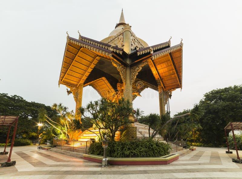 Ganesh Himal in Surabaya, Indonesia. Ganesh Himal in Kenpark Surabaya, Indonesia royalty free stock photos
