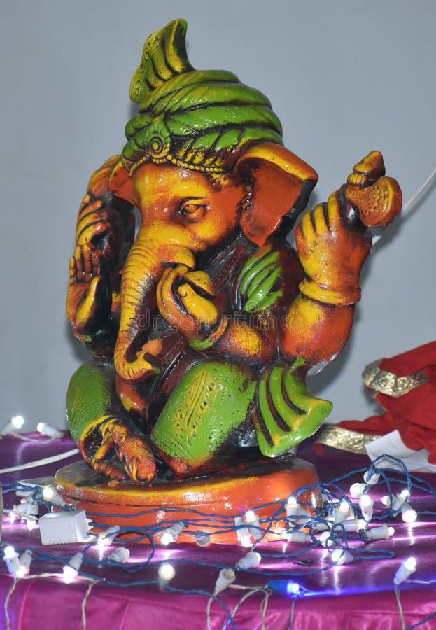 Ganesh ji 免版税库存照片