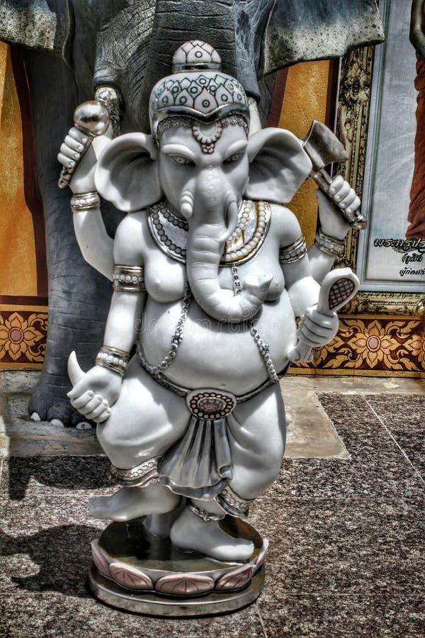 Ganesh Statue stockbilder