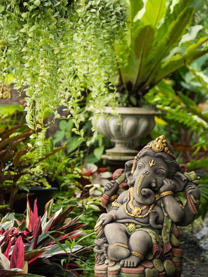 Ganesh statuy bóg nieśmiertelność zdjęcia royalty free