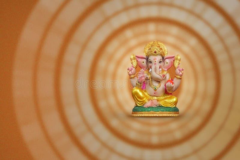 Ganesha, Ganesha节日阁下 库存照片
