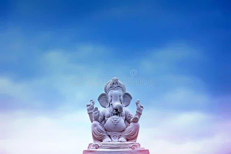 Ganesha, Ganesha节日阁下 免版税库存照片