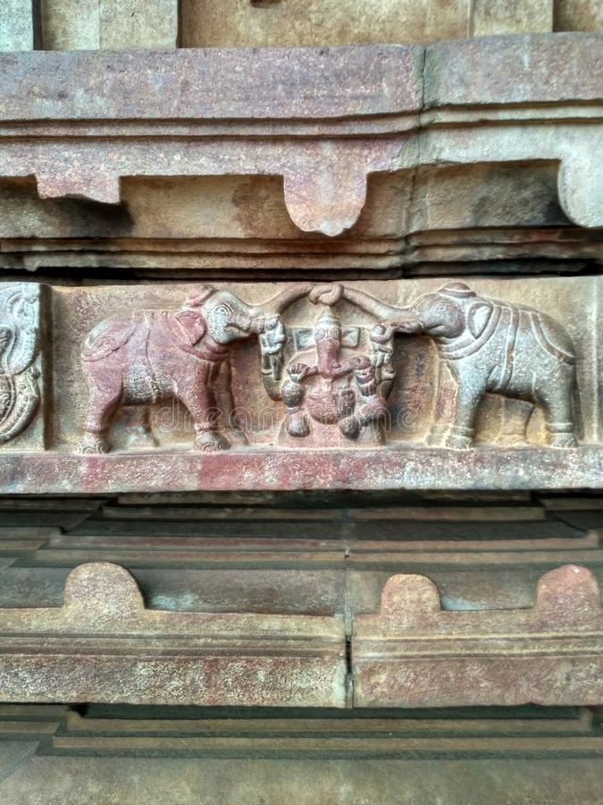 Ganesha 2阁下 免版税库存照片