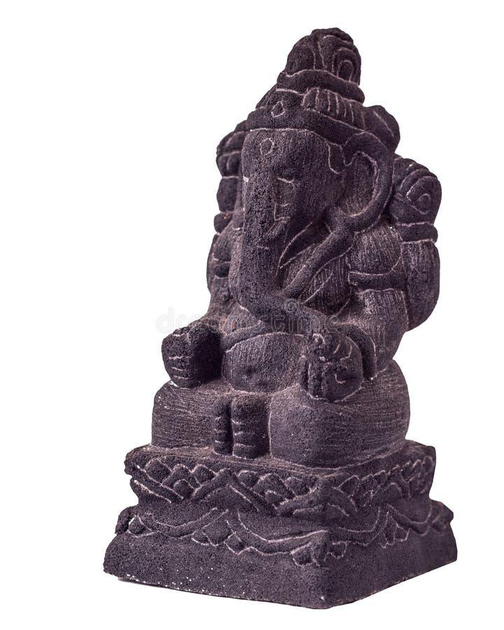 Ganesha bali statue stock images
