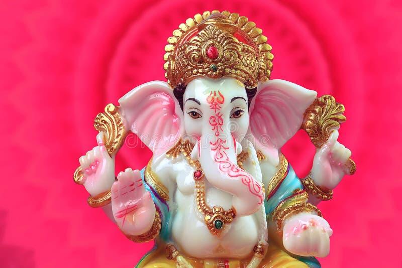Ganesha da pedra imagens de stock