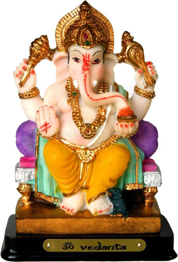 Ganesha - dio indiano fotografie stock