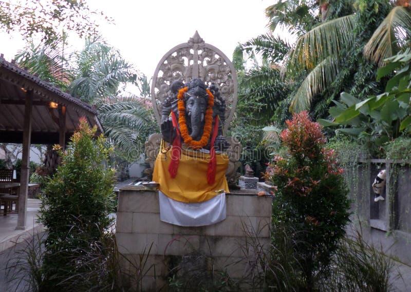 Ganesha el señor del éxito imágenes de archivo libres de regalías