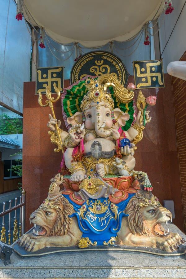 Ganesha god statue royalty free stock photography