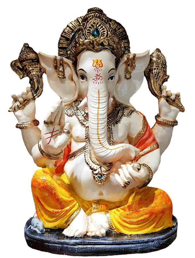 Ganesha idol fotografia stock