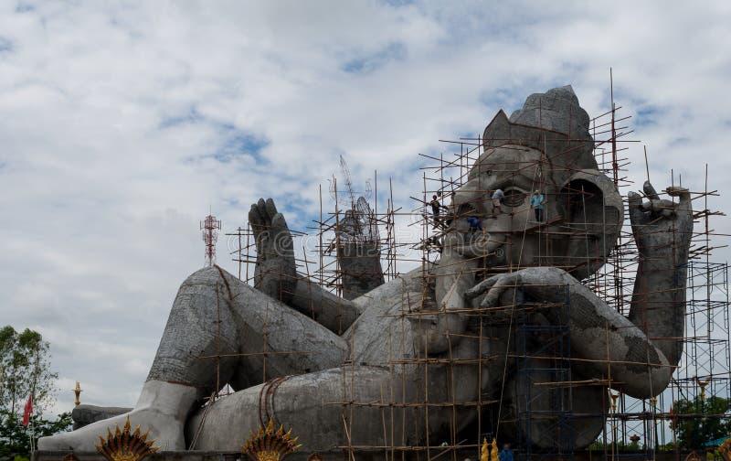Ganesha Lord des Erfolgs stockfotografie