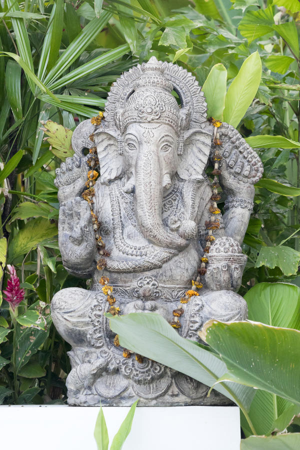 Ganesha sculpture stock photography