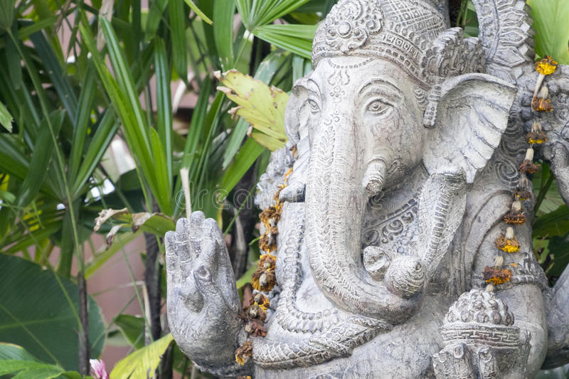 Ganesha sculpture royalty free stock photography