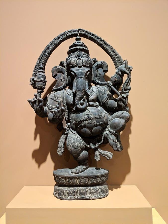 Ganesha Statue stockbild