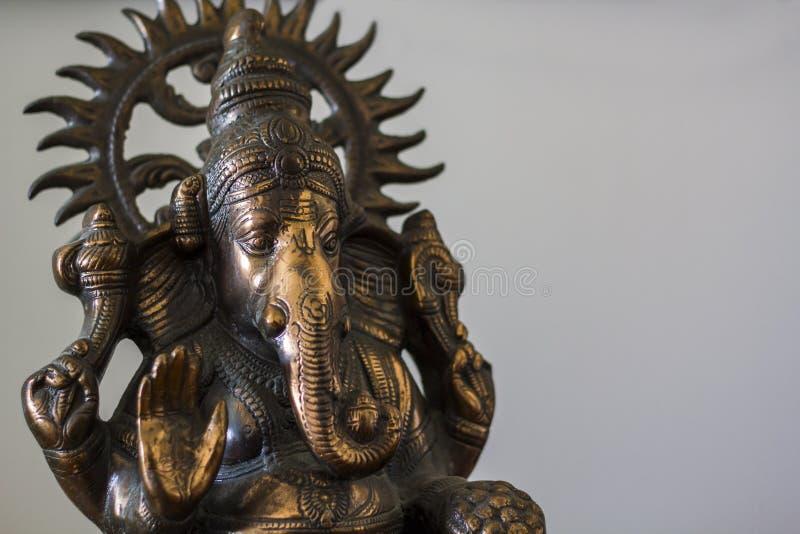 Ganesha staty, Lord Ganpati royaltyfria bilder