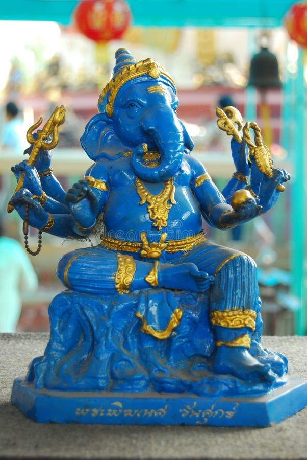 Ganeshahandeling. royalty-vrije stock foto's