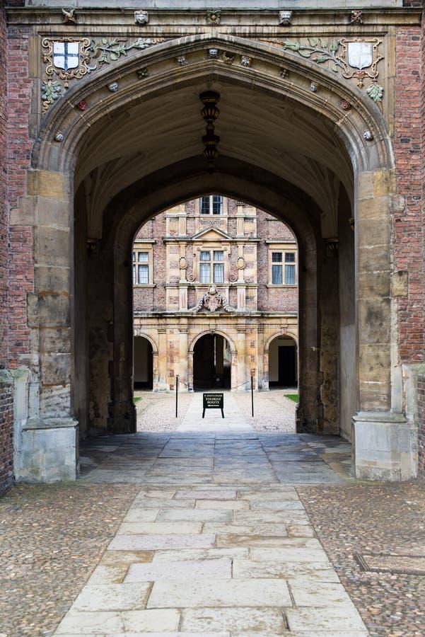 St John universiteit royalty-vrije stock afbeelding