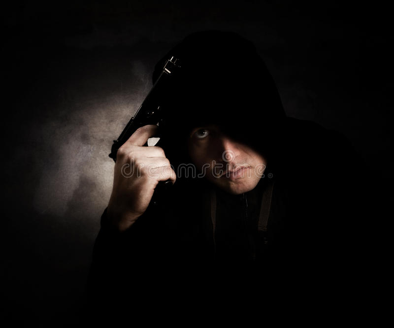 Gang member stock images