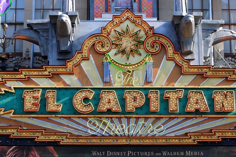 Gang van Bekendheid, Los Angeles, Californië, de V.S. stock foto's