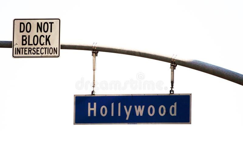 Gang van Bekendheid, Los Angeles, Californië, de V.S. stock afbeelding