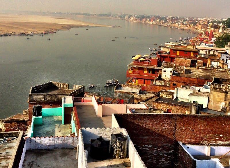 Ganga стоковое фото rf