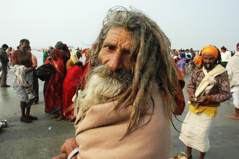 Download Gangasagar Festival In India. Editorial Image - Image of india, sagar: 11074450