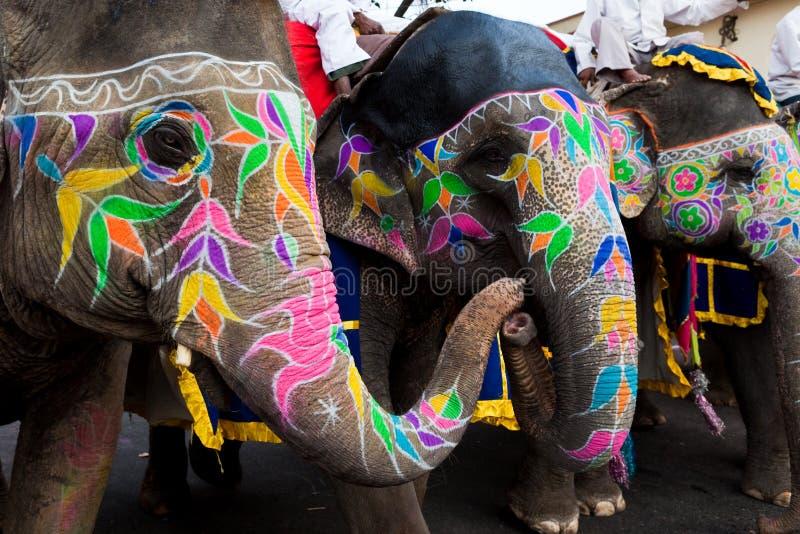 Gangaur Festival-Jaipur fotos de stock
