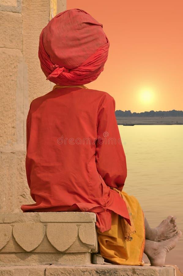 Ganges imagen de archivo libre de regalías