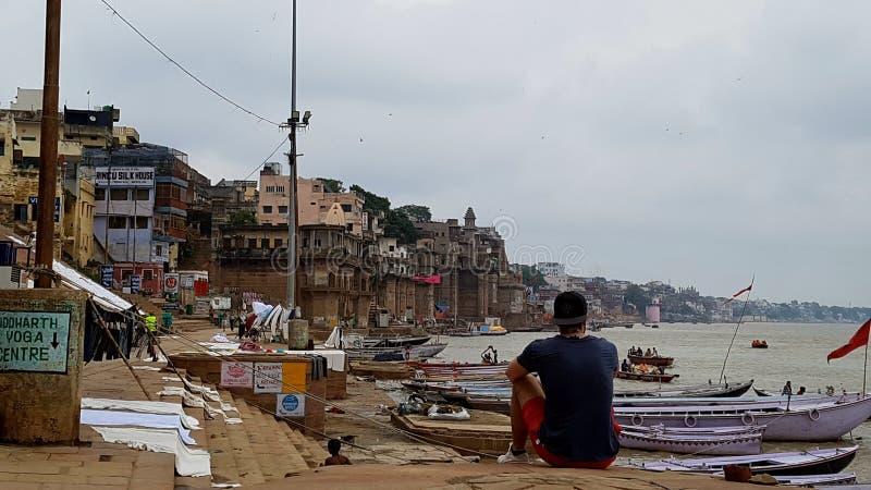 Ganges stock photo