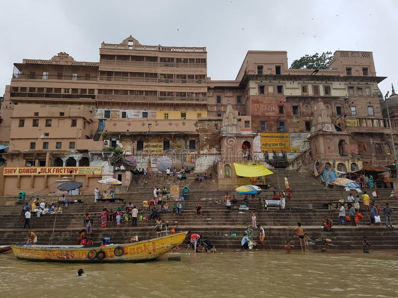 Ganges stock photography