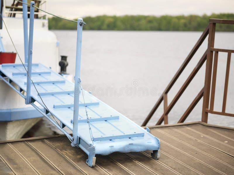 Gangplank I Marina obrazy royalty free