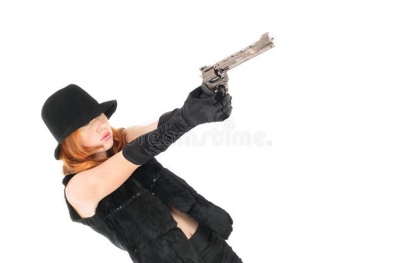Gangsta stock fotografie