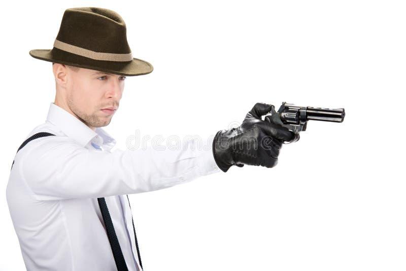 Gangster lizenzfreie stockbilder