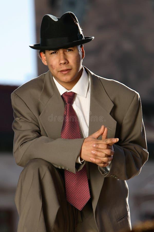 gangster στοκ φωτογραφία με δικαίωμα ελεύθερης χρήσης