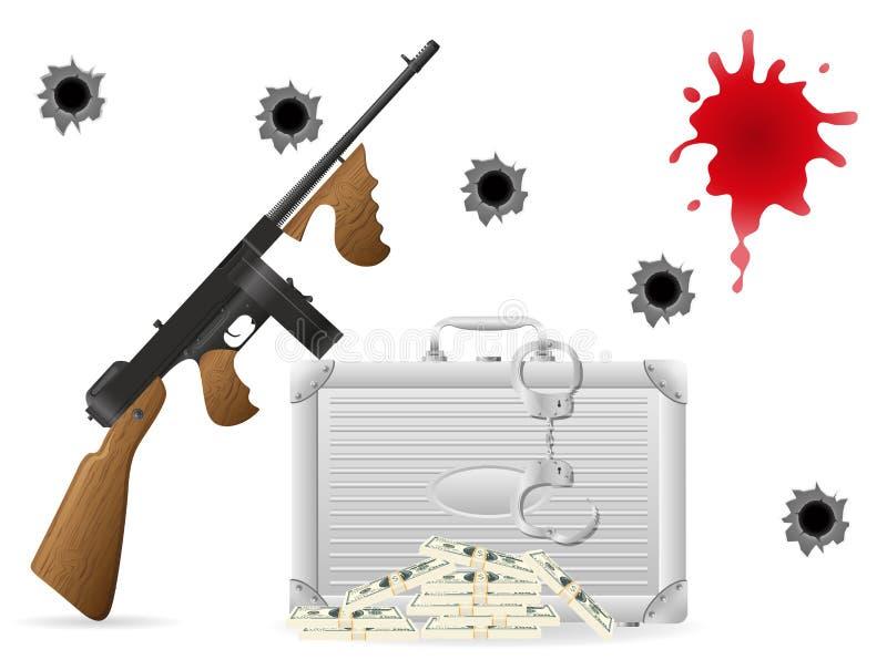 Download Gangster Concept  Illustration Stock Photo - Image: 29185220