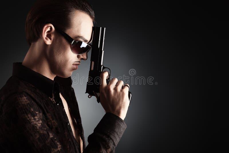 gangstera styl zdjęcie stock