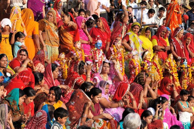 Ganguar Rajasthan royalty free stock images