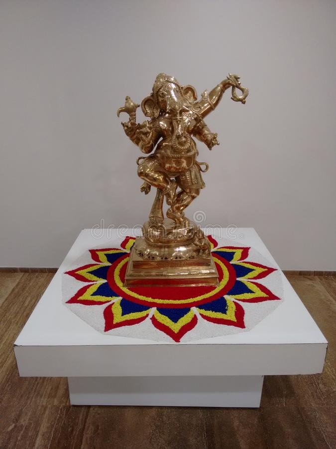 Ganpati стоковые изображения