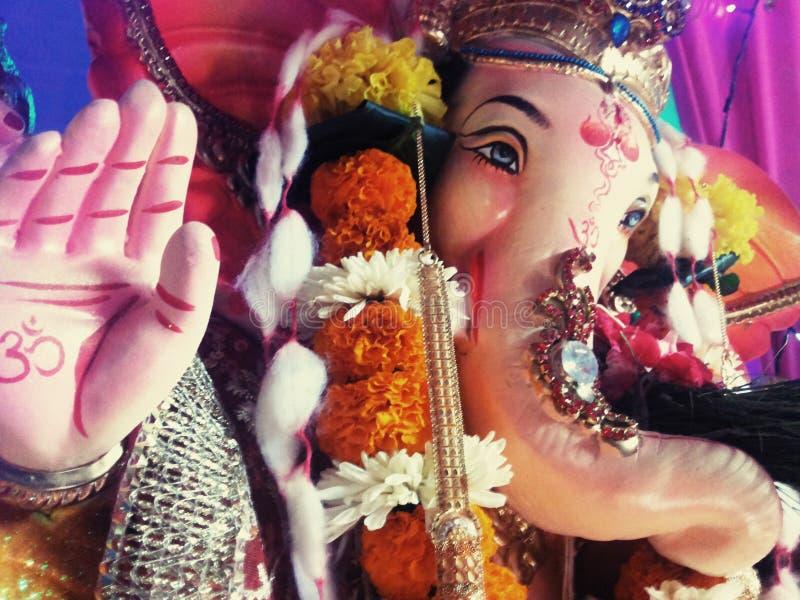 Ganpati Bapa στοκ εικόνα με δικαίωμα ελεύθερης χρήσης