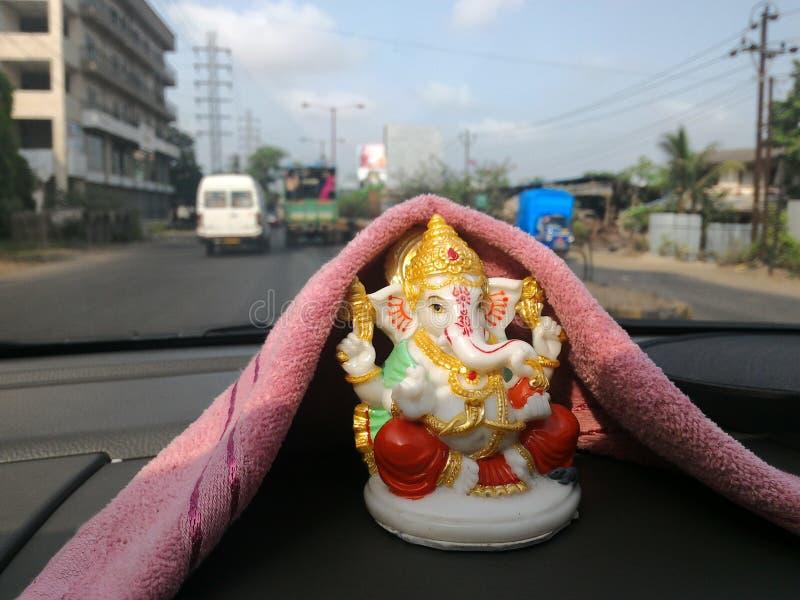 Ganpati Bappa stock foto's