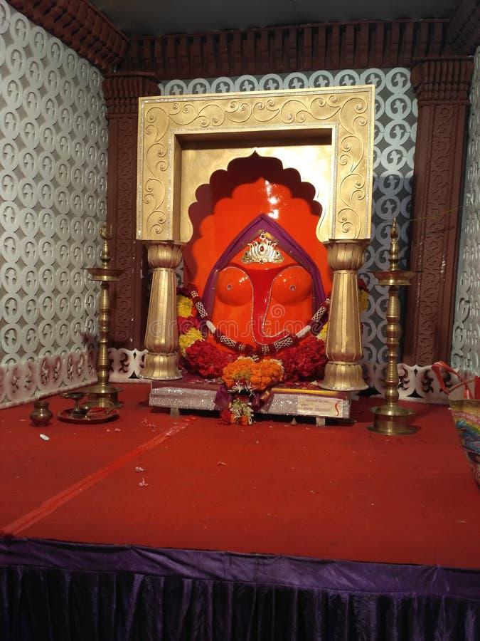 Ganpati-bappa morya deva bhagwan stockfotografie