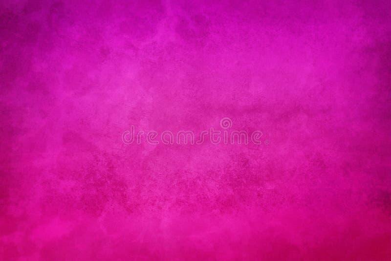 Ganska rosa bakgrundstextur med fläckig gammal lila vintage grunge textur, violett rosa pappersdesign royaltyfri fotografi