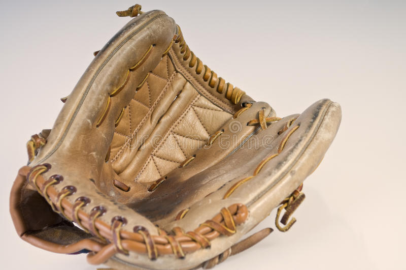 Gant de base-ball photographie stock